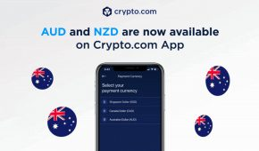 AUD & NZD are now available on Crypto.com App