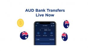 Crypto.com App adds AUD Bank Transfers Support
