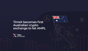 TimeX becomes first Australian crypto exchange to list AMPL