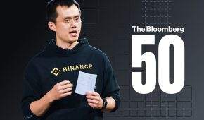 Binance CEO 'CZ' Honored in 2020 Bloomberg 50 List of Global ICOns and Innovators