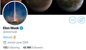 Elon Musk Pumps Bitcoin, Tweet Recorded in Bitcoin Blockchain For Eternity