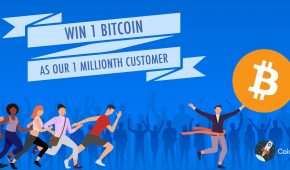 CoinSpot Are Rewarding Their 1 Millionth User With 1 Whole BTC