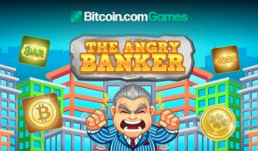 Bitcoin.com Games Releases New Exclusive Game 'The Angry Banker', Hosts a $12,000 Tournament