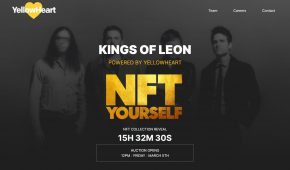 Rock and Crypto: Kings of Leon to Release the First NFTs Rock Album