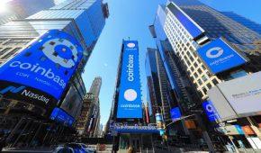 Coinbase Shares Finally Debut on NASDAQ at $381 per COIN