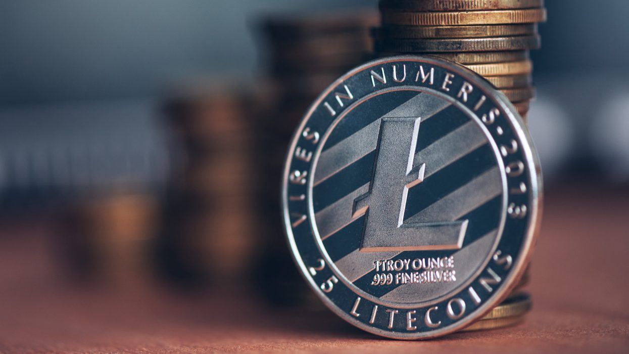 Litecoin Hits a Yearly High of $315 Amid Spike in New Addresses