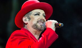 "Singer Boy George Says NFTs are ""A New Way Of Connecting With Fans"""