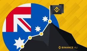 Binance Australia See's Record Growth in Q1 2021