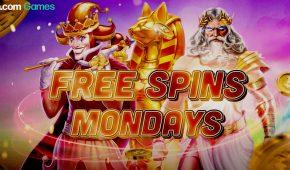 Free Spin Mondays – Claim & Win Bitcoin on Bitcoin.com Games
