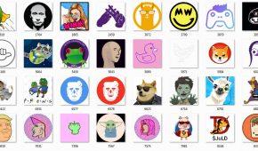 50 Of The Funniest Crypto Logos & Joke Coins