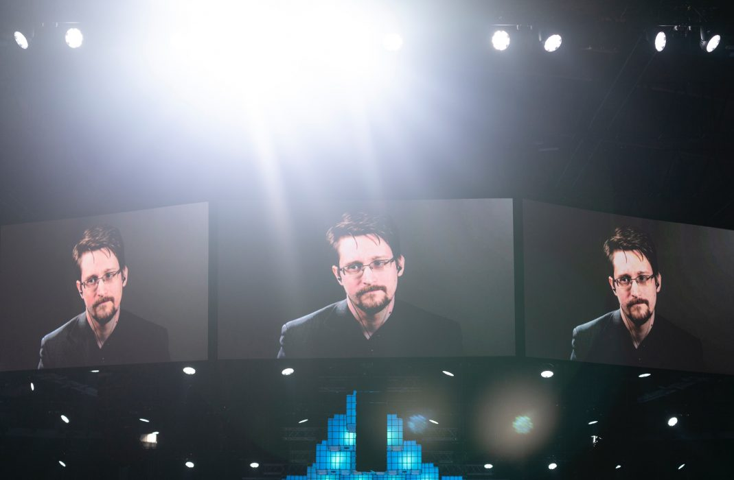 Edward Snowden Sells NFT For $5.4 Million To Raise Funds For Freedom Of Press Foundation