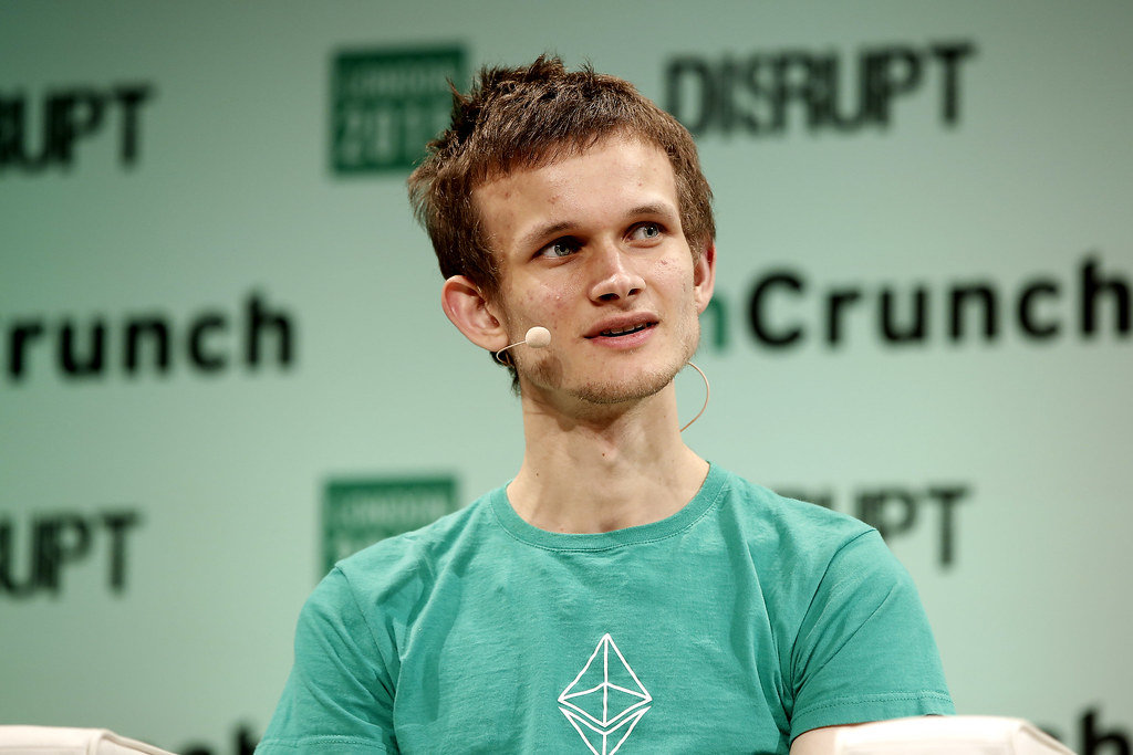 Vitalik Now Owns $1 Billion USD Worth of Ethereum