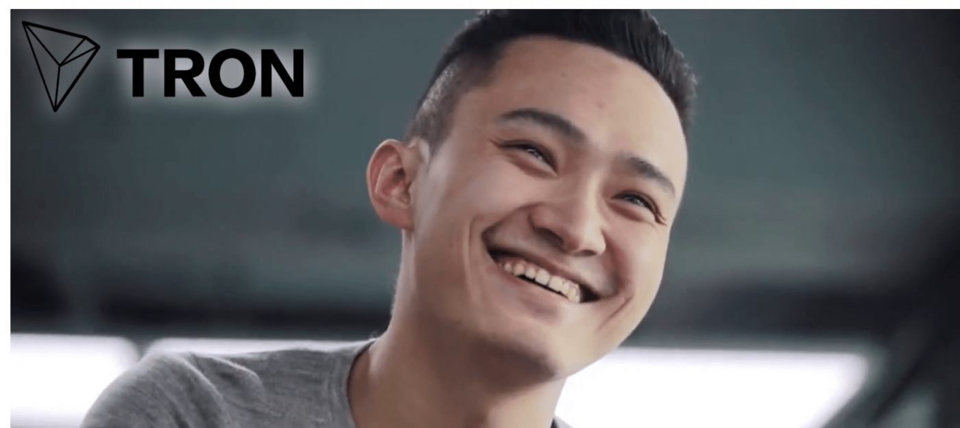"""Tron Founder Justin Sun """"Buys The Dip"""" for $285 Million Worth of BTC and ETH"""