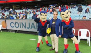 CoinJar Announces Partnership with the AFL's Melbourne Demons