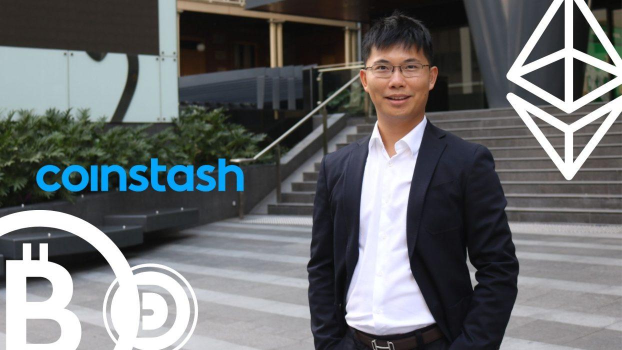 Coinstash Interview – Expanding Crypto Services In Australia