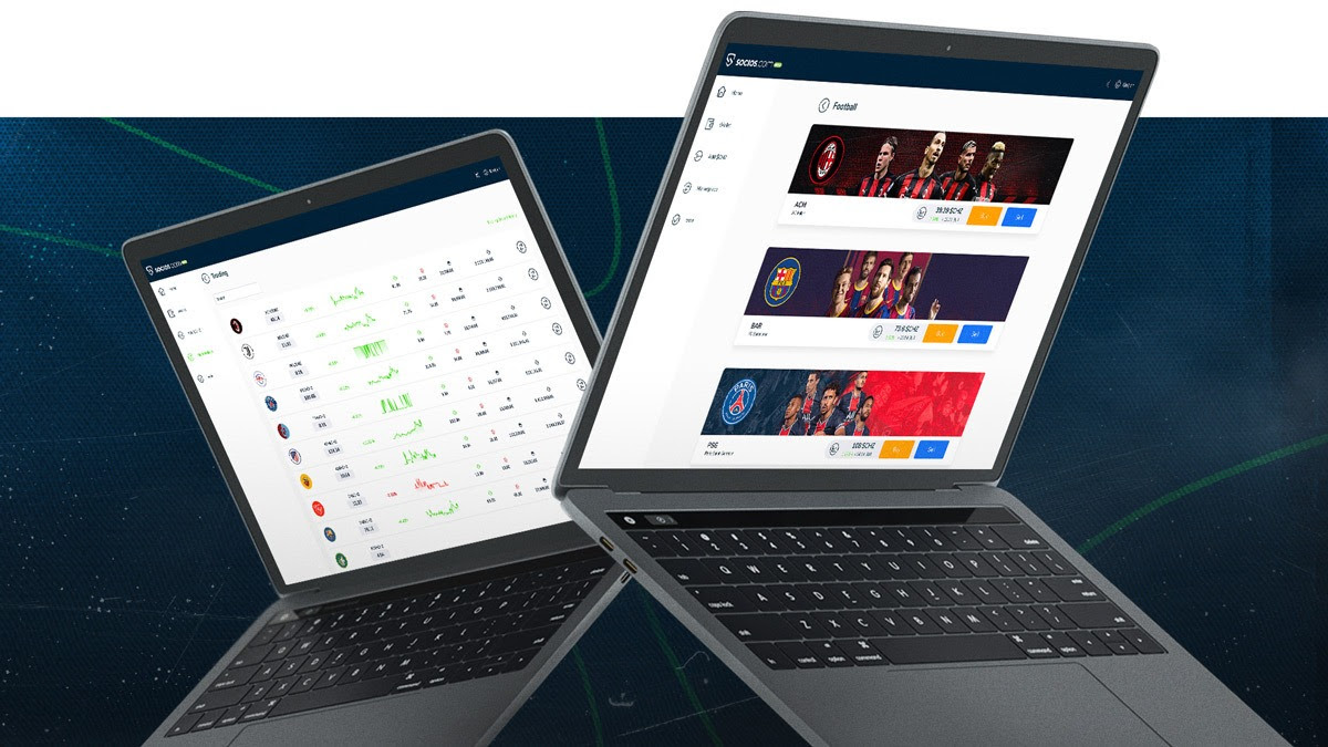 Buy and Sell Sports Fan Tokens – Socios Desktop App Launches