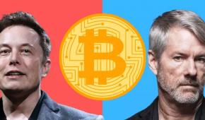 Musk vs Saylor Argue on Bitcoin's Environmental Impact