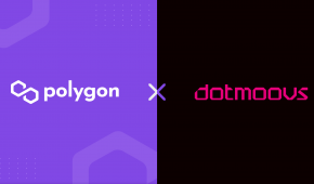 Polygon (MATIC) Just Surged +118% in a day as Dotmoovs is scaling with Polygon