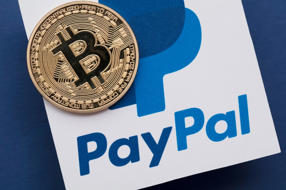PayPal To Allow Users Withdraw Crypto From Account