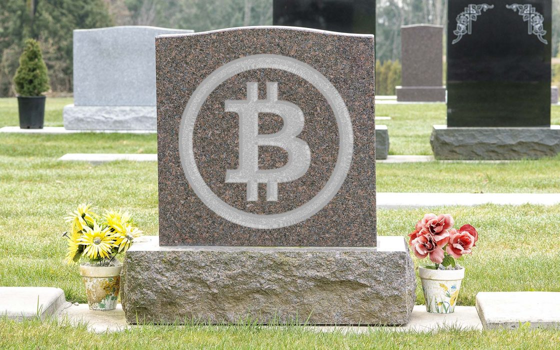 Bitcoin Has Now Died 420 Times