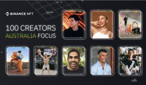 Australian Artists, Sports Stars, Musicians Join '100 Creators' Campaign of Binance NFT Marketplace