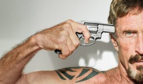 RIP: John McAfee Found  Dead in Spanish Prison, Hours After Extradition to US Approved