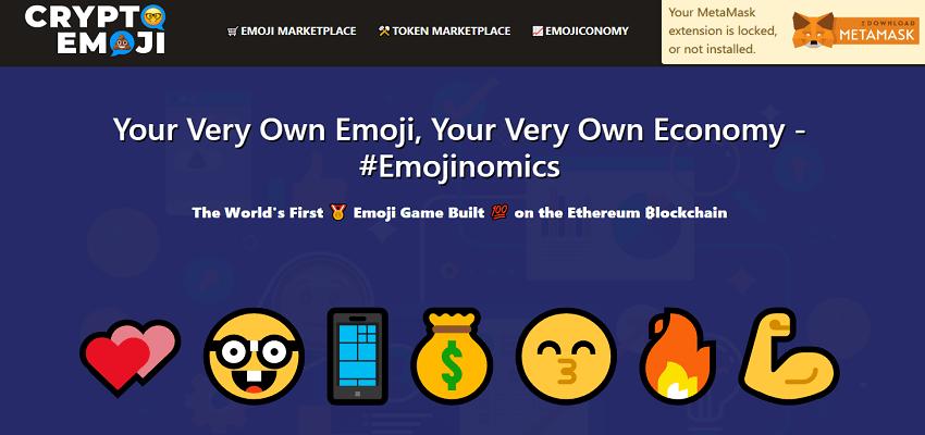 Crypto Emojis