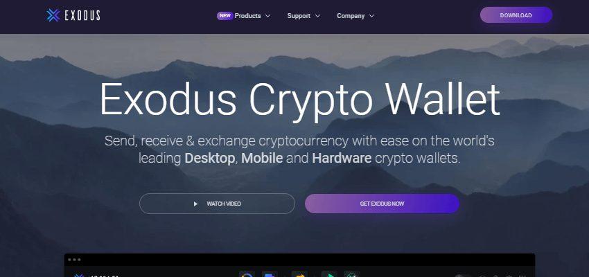 Exodus crypto tools