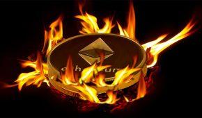 $1 Million in ETH Burned 3 Hours Following London Hard Fork