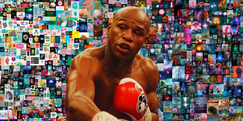 Floyd Mayweather is Back Promoting Crypto, This Time Launching Floyd NFTs