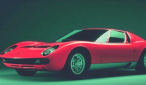 Lamborghini Launches NFT Collection to Celebrate its Founder