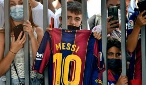 PSG Fan Token Surges Over 50% Amid Messi's Departure From FC Barcelona