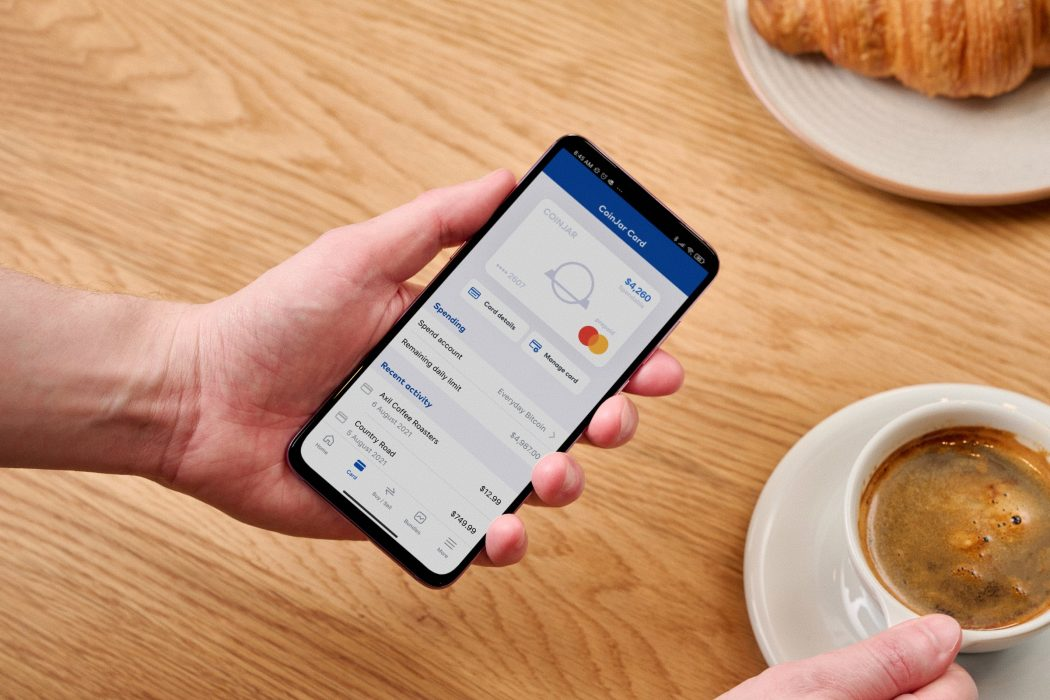 CoinJar Launches Australia's First Cryptocurrency Mastercard