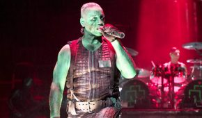 Rammstein Lead Singer NFT and Dinner – A Cool €100,000