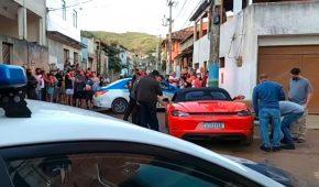 Flashy Instagram Crypto Trader Shot Dead in Porsche