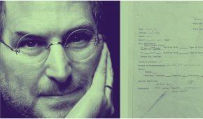 Steve Jobs' Job Application Auction Offers Real vs NFT Comparison