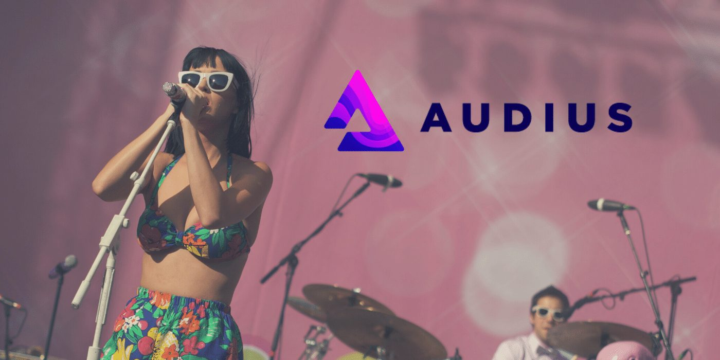 Katy Perry Invests in $5 Million Funding Round for Decentralised Spotify Rival Audius