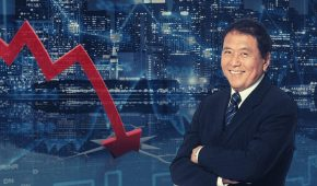 'Rich Dad' Author Robert Kiyosaki Warns of Global Financial Crash Looming