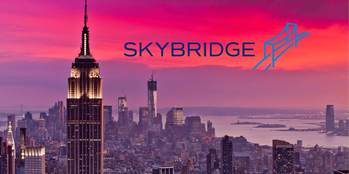 SkyBridge Capital Fund Rumoured to Own $700 Million in Crypto