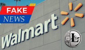 Fake News Alert: Litecoin Surges on Walmart Adoption Hoax