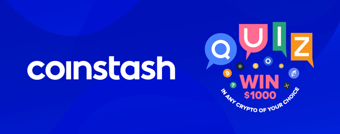 Coinstash Is Giving Away $1,000 in Crypto!