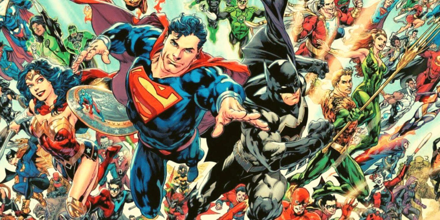 DC Comics Set to Drop Free NFTs at FanDome Online Event