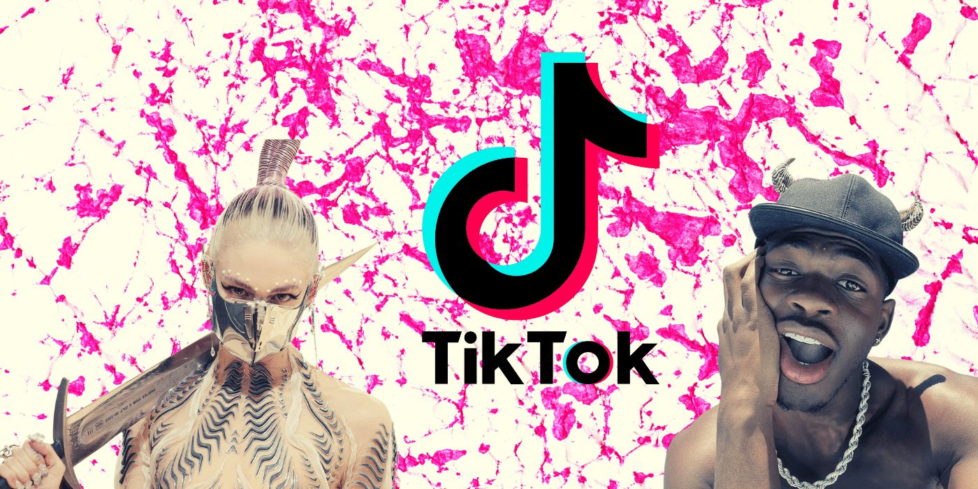 'TikTok Top Moments' NFTs Launch Featuring Lil Nas X and Grimes
